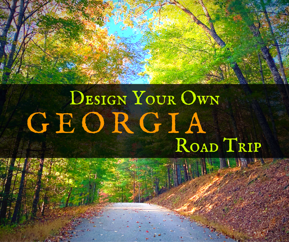 Georgia Road Trip Featured - Design Your Own Georgia Road Trip (USA)