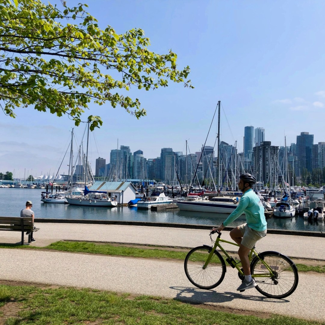 Stanley Park Bike and Boats - Tour Capilano Suspension Bridge Park and See Vancouver in a Day