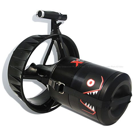 small resolution of dive xtras piranha p 1 underwater dpv scooter