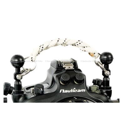 Image result for Nauticam - Lanyard - 27cm + Mounting Plate (D300, D300s, D700)