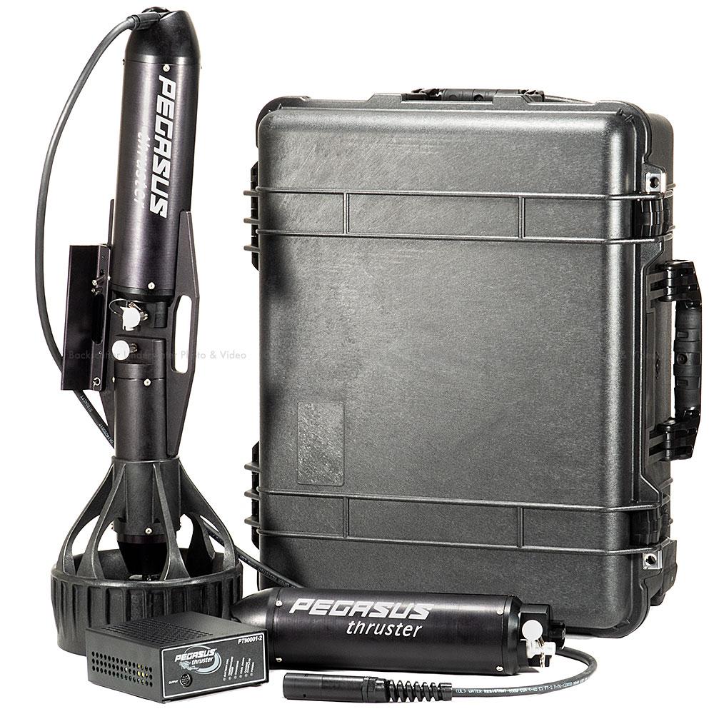medium resolution of pegasus thruster pro scooter package