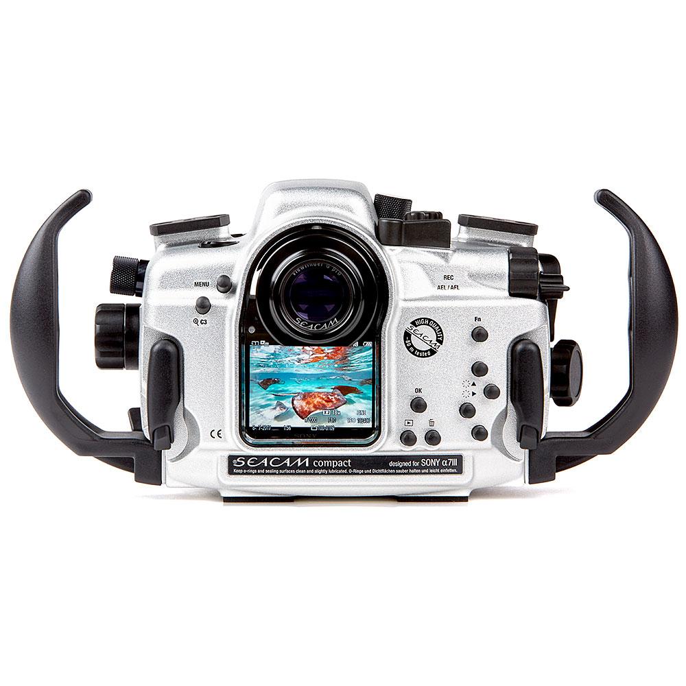 Seacam Sony a7 III & a7R III Compact Underwater Housing