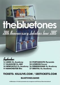 The Bluetones Anniversary Tour Dates