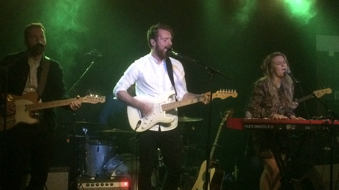 Cattle and Cane, Leadmill