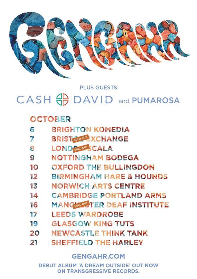 gengahr tour