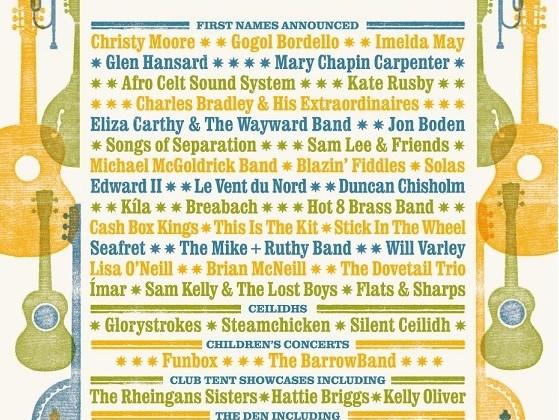Cambridge Folk festival 2016