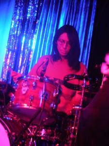 Teleman's drummer