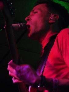 Teleman's lead vocalist