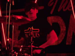 The Wired's Harris Slater at the Leadmill
