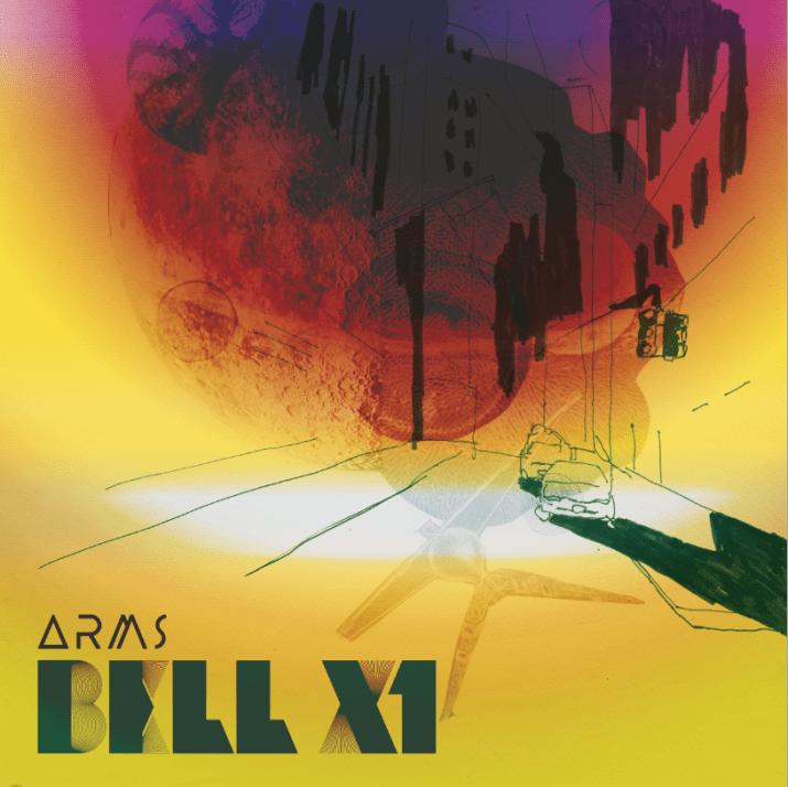 Bell X1 - ARMS - Album Art