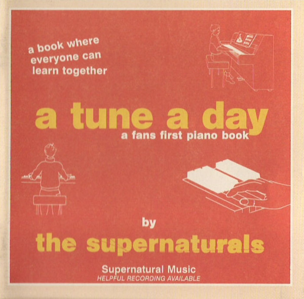 Not Forgotten The Supernaturals A Tune A Day Backseat Mafia