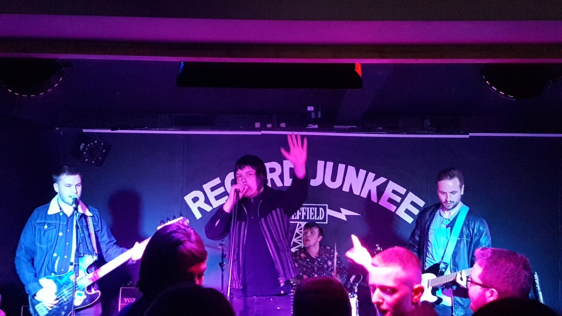 Idle Ross at Record Junkee