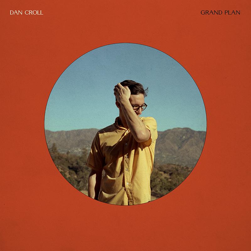 Dan Croll Grand Plan Album Cover
