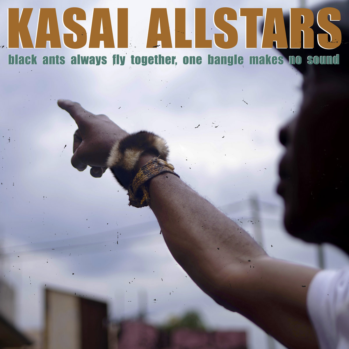 Album review: Kasai Allstars – 'Black Ants Always Fly Together, One Bangle Makes No Sound': maybe more restrained, but still surprises