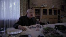 Gorbachev holding court