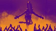 Alien.....on a stage