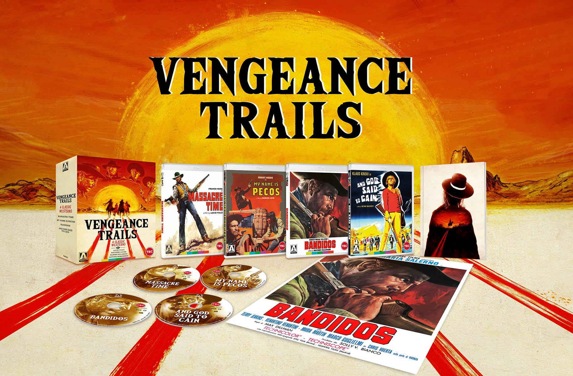 Blu-ray Review: Vengeance Trials