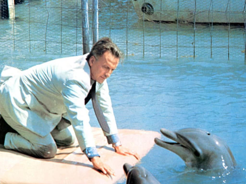 Blu-Ray Review: The Day of the Dolphin