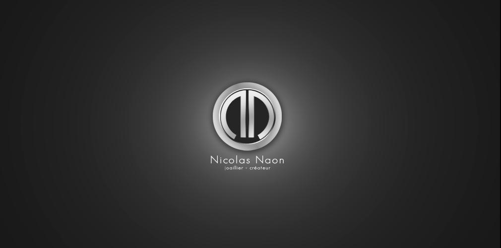 nicolas naon bijoutier logo backside pixels