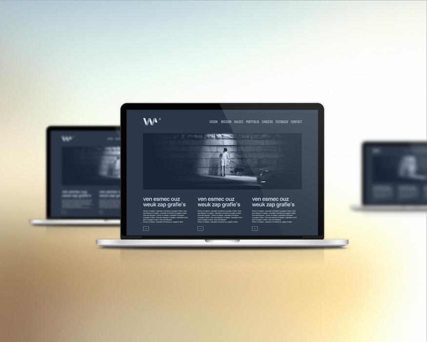 Conception de site internet backside pixels