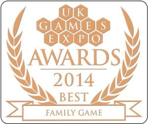 Best Family Game Award