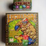 Luchador Dice game and Codinca