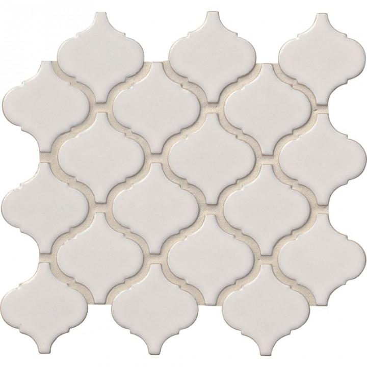 bianco arabesque 6mm backsplash tile usa