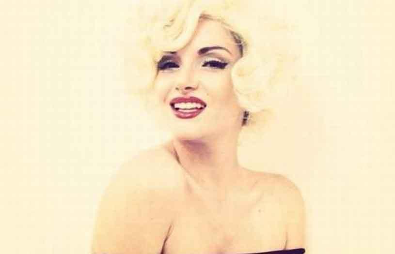 Λουκία Λαιμού η νέα Marilyn