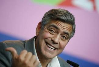 Ο George Clooney στην berlinale