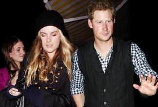 Prince Harry και Cressida Bonas