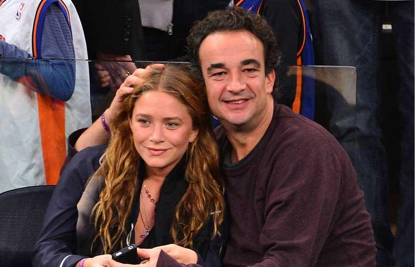 Mary -Kate Olsen και Olivier Sarkozy