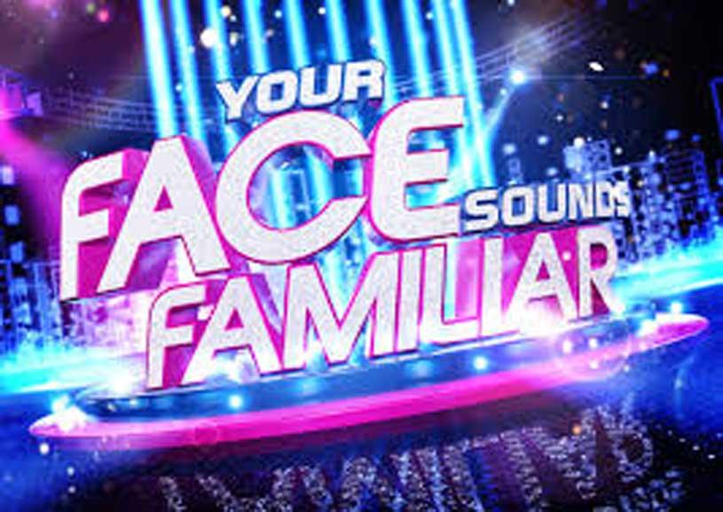 «Your Face Sounds Familiar»
