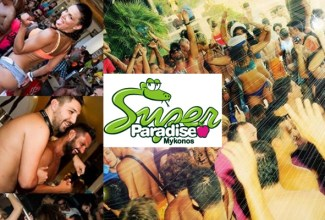 Mykonos Super Paradise Live Video Streaming
