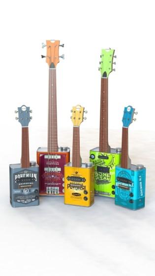 http://igg.me/at/Bohemian (PRNewsFoto/Bohemian Guitars)