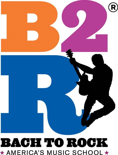 Bach to Rock logo.  (PRNewsFoto/Bach to Rock)