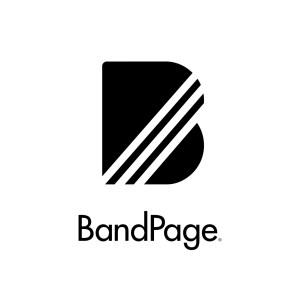 BandPage Logo