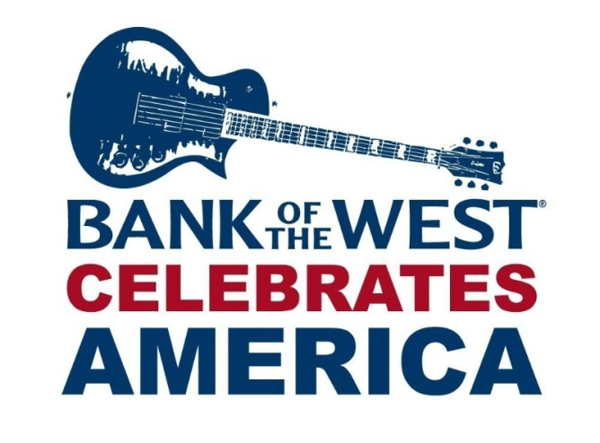 Bank of the West Celebrates America (PRNewsFoto/Bank of the West)