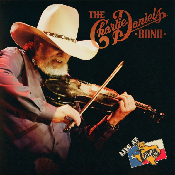 Charlie Daniels Live Cover