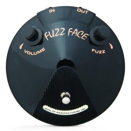 Dunlop JoeBonamassa FuzzFaceDistortion