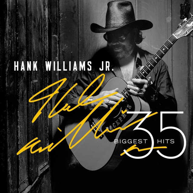 Hank Williams JR_35 Biggest Hits Cover