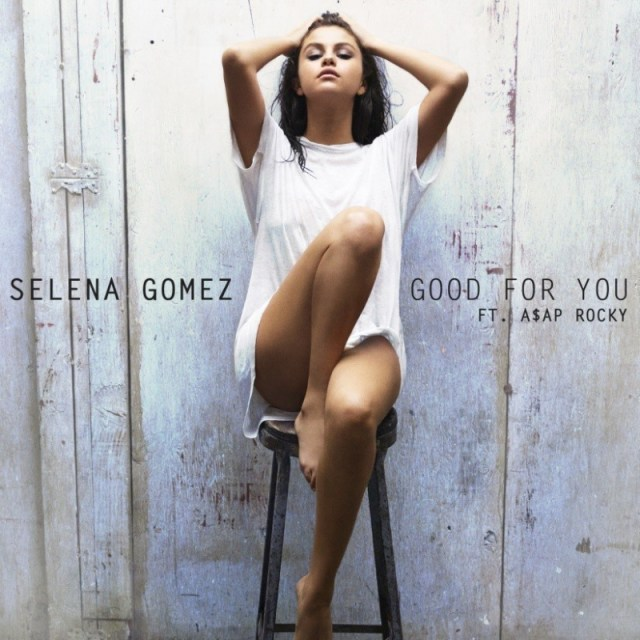 "Selena Gomez's Brand-New Single, ""Good For You,"" Featuring A$AP Rocky, Available Now From All Digital Retailers (PRNewsFoto/Interscope Records)"