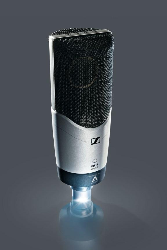 Sennheiser MK 4 Digital Microphone