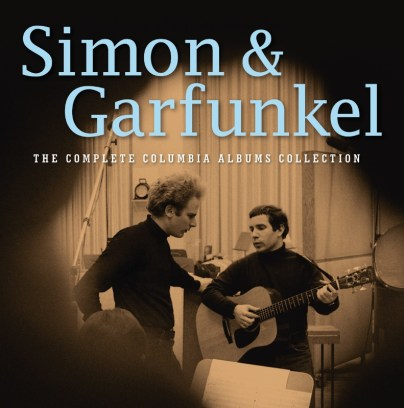 "Simon & Garfunkel - The Complete Columbia Albums Collection on 180gram Audiophile Vinyl and Simon & Garfunkel: The Concert in Central Park on CD/DVD for the First Time and 12"" Vinyl to be released on August 7 (PRNewsFoto/Legacy Recordings)"