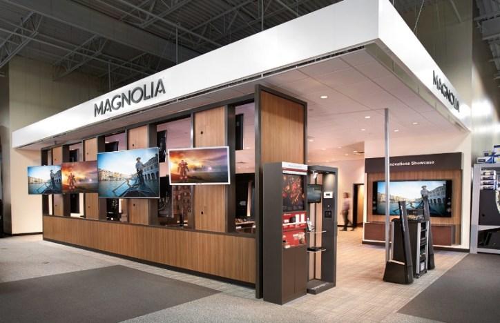 Magnolia Design Center (PRNewsFoto/Sony Electronics, Inc.)