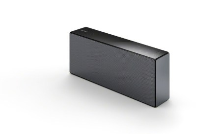 SRS-X77 Powerful Portable Wi-Fi & Bluetooth Speaker (PRNewsFoto/Sony Electronics)