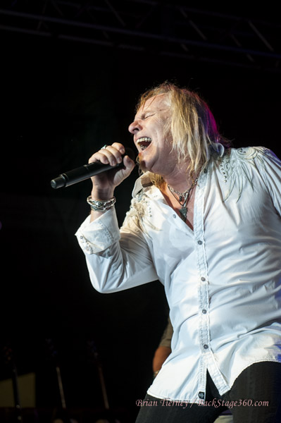 Uriah Heep - Image: Brian Tierney / BackStage360