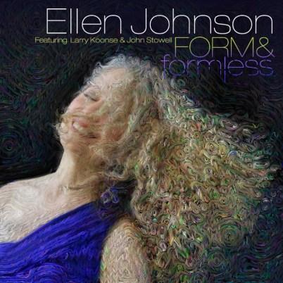 Ellen Johnson CD Cover Form Formless