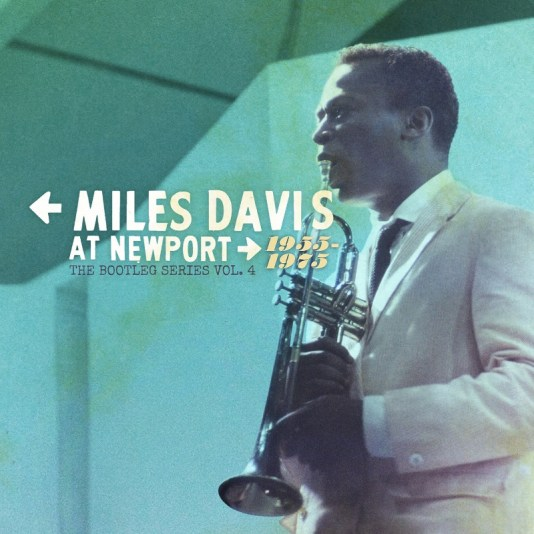 Ahead of the Newport Jazz Festival (July 31, August 1 & 2) the MILES DAVIS AT NEWPORT 1955-1975 will be available everywhere on Friday, July 17 (PRNewsFoto/Columbia/Legacy Recordings)