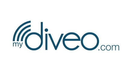 mydiveo logo Logo