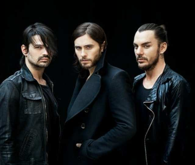 Rock Band Thirty Seconds To Mars Has Announced That They Will Be Releasing A Documentary Series Titled Into The Wild Later This Month